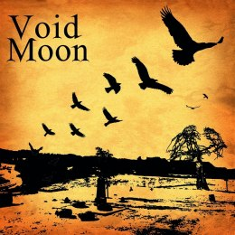 "VOID MOON –""Ars Moriendi"" 10"" BLACK EP"