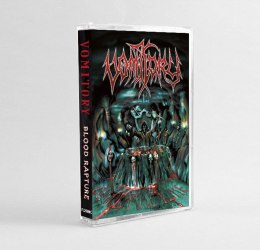"VOMITORY -""BLOOD RAPTURE"" TAPE"