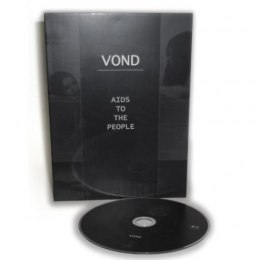 "VOND -""AIDS To The People"" A5 DIGI PACK CD"