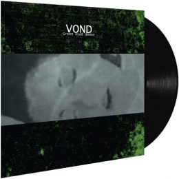 "VOND -""Green Eyed Demon"" 12"" BLACK LP"