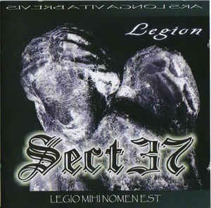 "Section 37 -""Legion"" CD"
