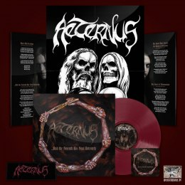 "AETERNUS -""...And The Seventh His Soul Detesteth"" 12"" GATEFOLD DIE HARD LP"