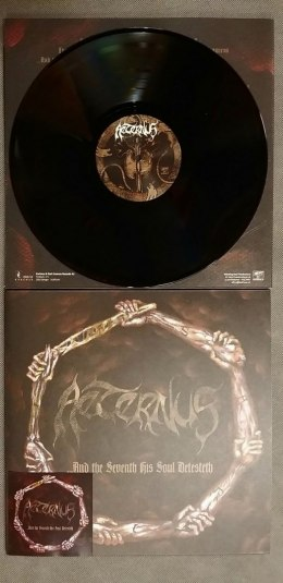 "AETERNUS -""...And The Seventh His Soul Detesteth"" 12"" GATEFOLD REGULAR LP"