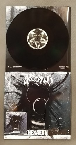"AETERNUS -""HeXaeon"" 12"" GATEFOLD REGULAR LP"