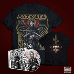 "BATUSHKA - ""РАСКОЛ"" / ""RASKOL"" CD + T-SHIRT"