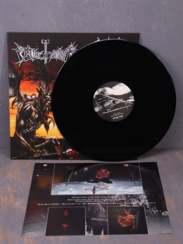 "BLACK BEAST / BLOODHAMMER -""Unholy Finnish Black Horror Union"" 12""LP"