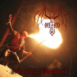 "BLACK BEAST -""Nocturnal Bloodlust"" CD"
