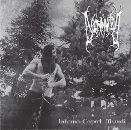 "DOOMINHATED -""Inferno Caput Mundi (The Supreme Race)"" CD"