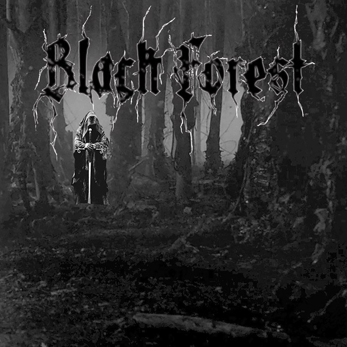 "DREDDMASTER - ""Black Forest"" CD"