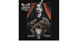 "EVIL SPIRIT -""CAULDRON MESSIAH"" CD"