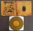 "GOLDEN BLOOD -""Cum, Coke & Blasphemy"" 10"" MLP GOLD VINYL"
