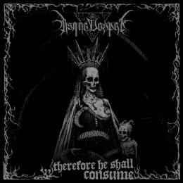 "INSANE VESPER - ""...Therefore He Shall Consume"" CD"
