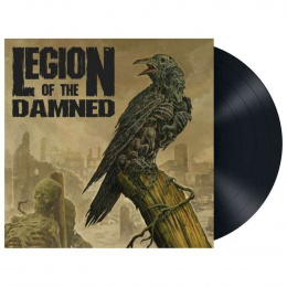 "LEGION OF THE DAMNED -""RAVENOUS PLAGUE"" 12"" GATEFOLD LP"