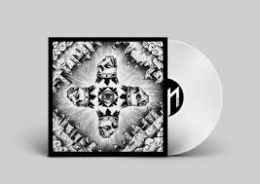 "DunkelNacht -""Empires Of Mediocracy"" 12"" WHITE VINYL"