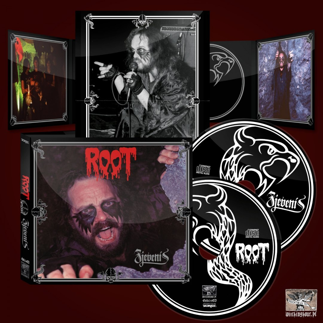 "ROOT -""Zjevení"" 2CD DIGI PACK"