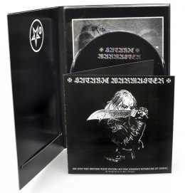 "SATANIC WARMASTER -""We Are The Worms That Crawl On The Broken Wings Of An Angel"" A5 DIGI PACK"