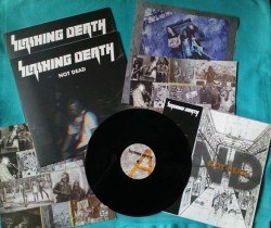 "SLASHING DEATH -""Not Dead"" 12"" LP"