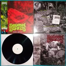 "SQUASH BOWELS -""Dead???...Not Yet!!!"" 12"" LP"