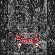 "THE SATAN'S SCOURGE -""THREADS OF SUBCONSCIOUS TORMENT"" MCD"