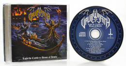"VAULTWRAITH -""Light The Candle In Honour Of Devils"" CD"