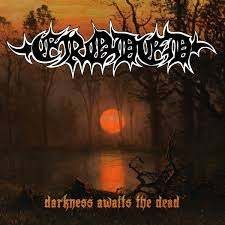 "ERODED - ""DARKNESS AWAITS THE DEAD"" CD"