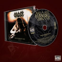 "VADER -""The Darkest Age-Live`93"" CD"