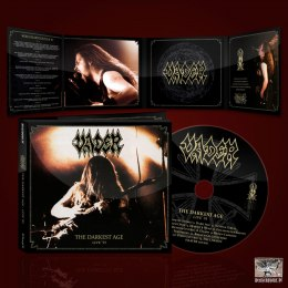 "VADER -""The Darkest Age-Live`93"" DIGI PACK"