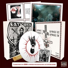 "BATUSHKA - ""РАСКОЛ"" / ""RASKOL"" WOOD BOX WHITE CD (PRE-ORDER)"
