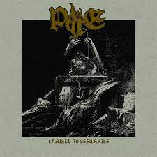 "PYRE - ""Chained to Ossuaries"" CD"