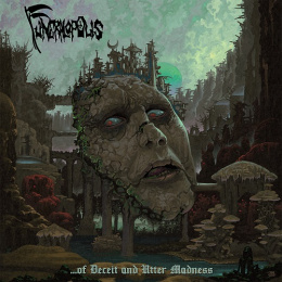 "FUNERALOPOLIS - ""…of Deceit and Utter Madness"" CD"