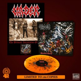 "VADER -""MORBID REICH"" 12"" GATEFOLD ORANGE SPLATTER LP ( PRE-ORDER )"