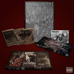 "VADER -""YEARS OF CHAOS"" 3xTAPES BOX (PRE-ORDER)"