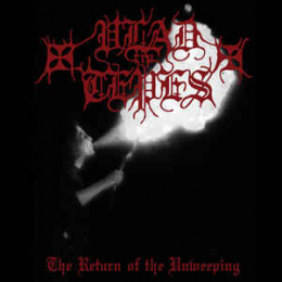 "VLAD TEPES - ""The return of the unweeping"" CD"
