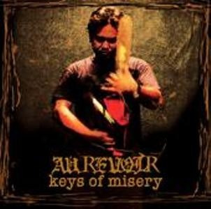 "AUREVOIR - ""Keys Of Misery"" CD"