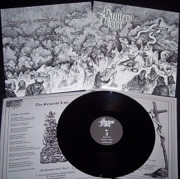 "HUNTERS MOON -""The Serpents Lust""12"" MLP"