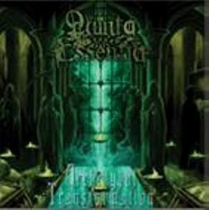 "QUINTA ESSENTIA - ""Archetypal Transformation"" CD"