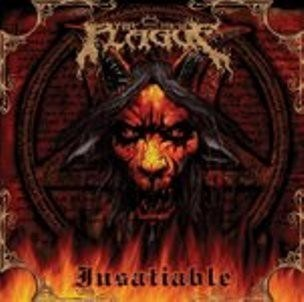 "THE NEW PLAGUE - ""Insatiable"" CD"