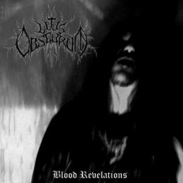 "VETUS OBSCURUM -""Blood Revelations"" CD"