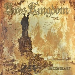 "ARES KINGDOM -""Incendiary""CD"