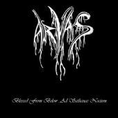"ARVAS -""Blessed from Below... Ad Sathanas Noctum"" CD"