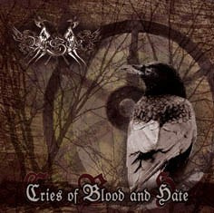 "BERSERK-""Cries of Blood and Hate"" STANDARD CD"