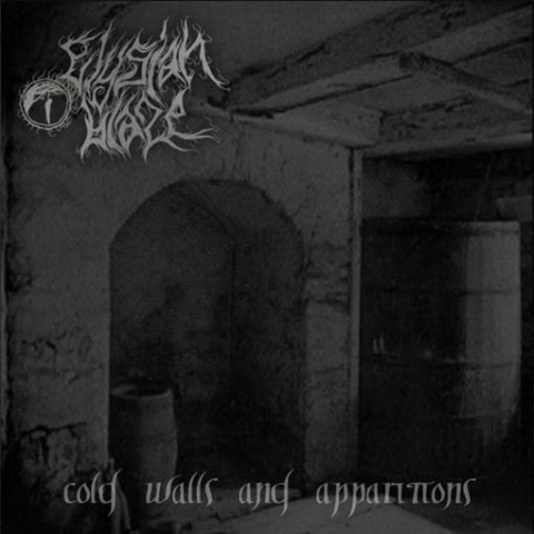 "ELYSIAN BLAZE-""Cold Walls and Apparitions"" CD"