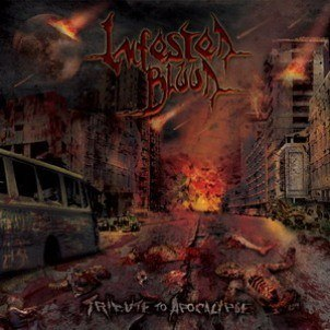 "INFESTED BLOOD -""Tribute to Apocalypse"" CD"