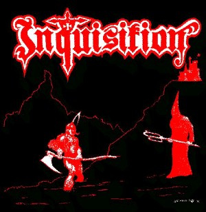 "INQUISITION -""Anxious Death / Forever Under"" CD"