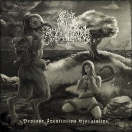 "ANAL BLASPHEMY-""Profane Fornication"" 12"" GATEFOLD LP"