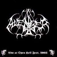 "AVENGER-""Live at Open Hell Fest, 2003"" CD"
