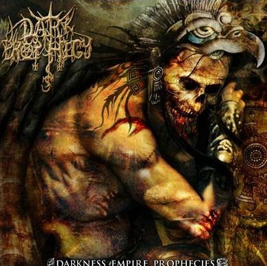 "DARK PROPHECY-""Darkness Empire Prophecies"" CD"