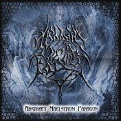 "HIDDEN IN THE FOG-""Abstract Maelstrom Paragon"" CD"