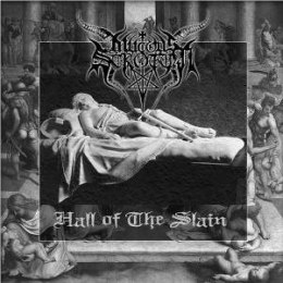 "MUCOUS SCROTUM-""Hall of the Slain"" CD"