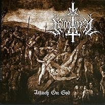 "SEMARGL-""Attack on God"" CD"